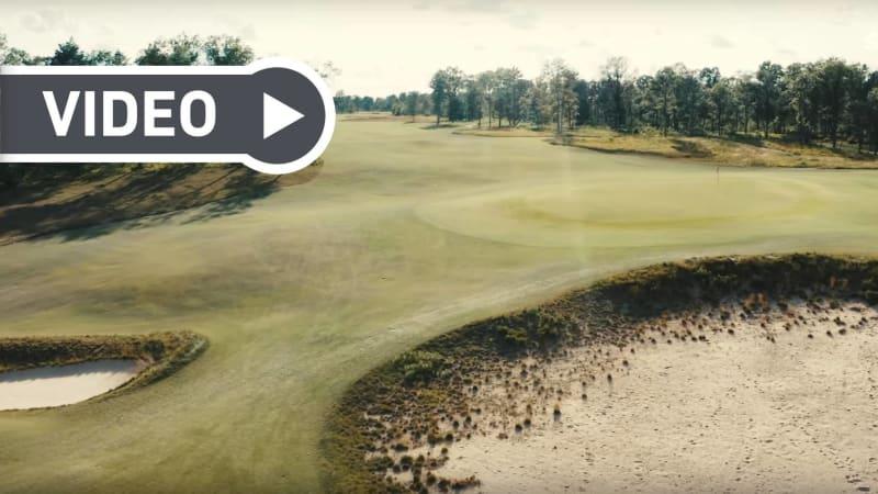 Erik Anders Lang verschlägt es auf der Suche nach dem nächsten Golferlebnis in den Norden der USA. (Foto: YouTube / Skratch)