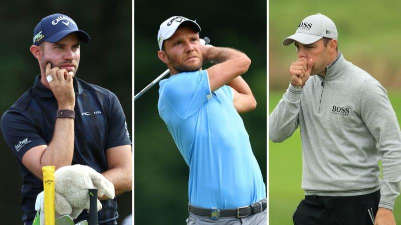 Bernd Ritthammer verliert vorerst seine Spielberechtigung für die European Tour, Max Kieffer und Martin Kaymer sind nächste Saison sicher dabei. (Foto: Getty)