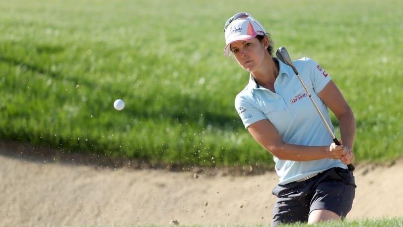 Sie hat ihren ersten Sieg auf der Ladies European Tour in der Tasche: Christine Wolf aus Österreich. (Foto: Getty)