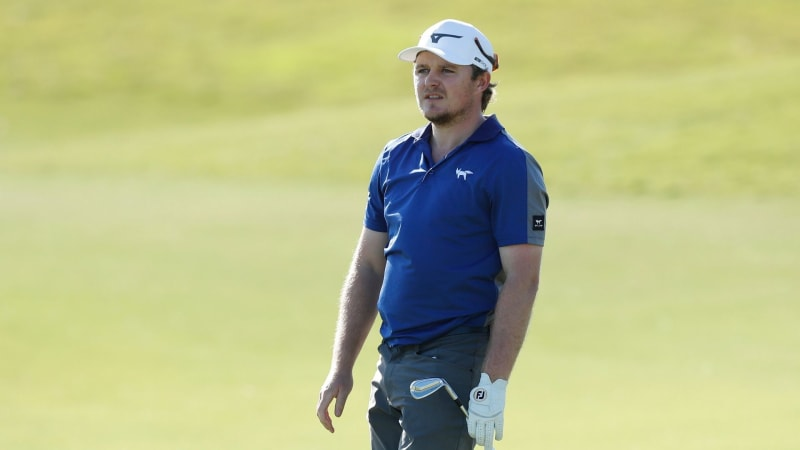 Eddie Pepperell wird von der Turkish Airlines Open auf der European Tour disqualifiziert. (Foto: Getty)