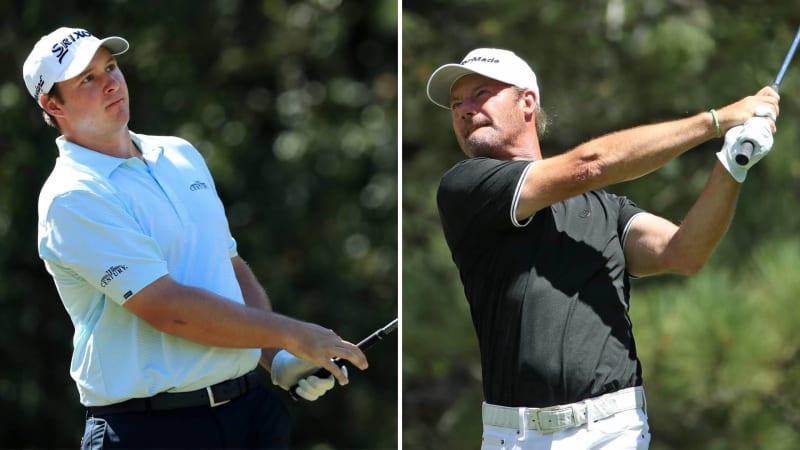 Cejka und Straka auf der PGA Tour (Foto: Getty)