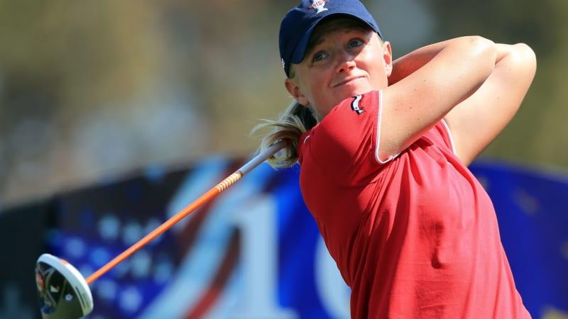 Stacey Lewis setzt sich für eine weniger ungleiche Bezahlung der Damen im Profi-Golf ein. (Foto: Getty)