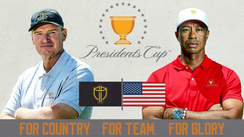 Team International gegen Team USA. Hier sind die Tee Times. (Foto: Golfchannel)