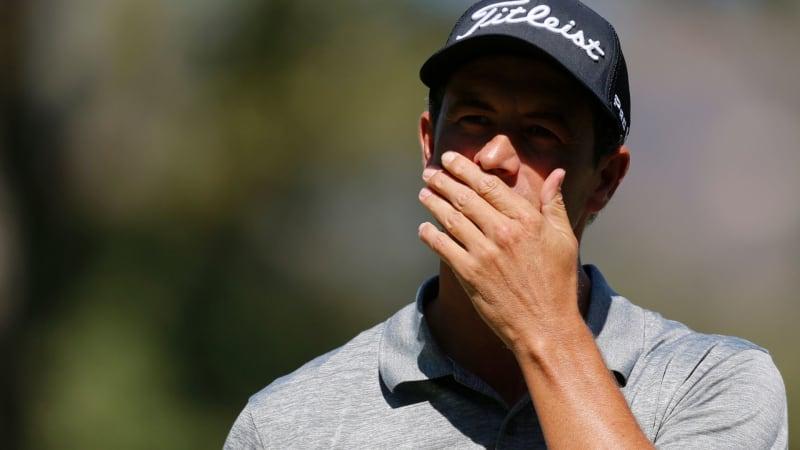 Adam Scott bangt wegen der Tiger-Euphorie um den Heimvorteil beim Presidents Cup. (Foto: Getty)