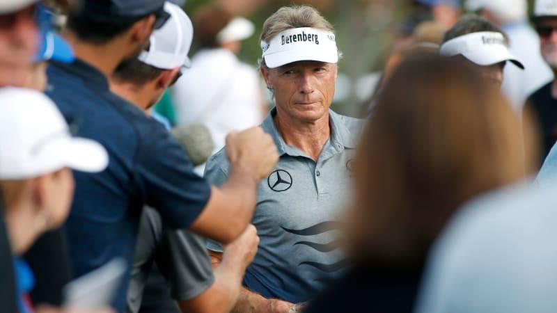 Bernhard Langer gehört zu den erfolgreichsten Golfern, die je auf der PGA Tour Champions gespielt haben. (Foto: Getty)