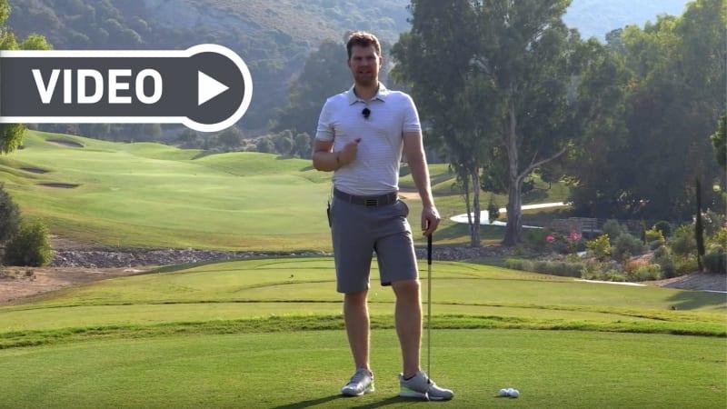 Birdietrain zeigt Ihnen, wie Sie Schwungfehler effektiv vermeiden. (Foto: Youtube/@BIRDIETRAIN)