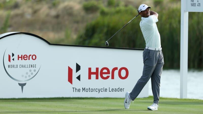 Im vergangenen Jahr wurde Tiger Woods 17. bei der Hero World Challenge. (Foto: Getty)
