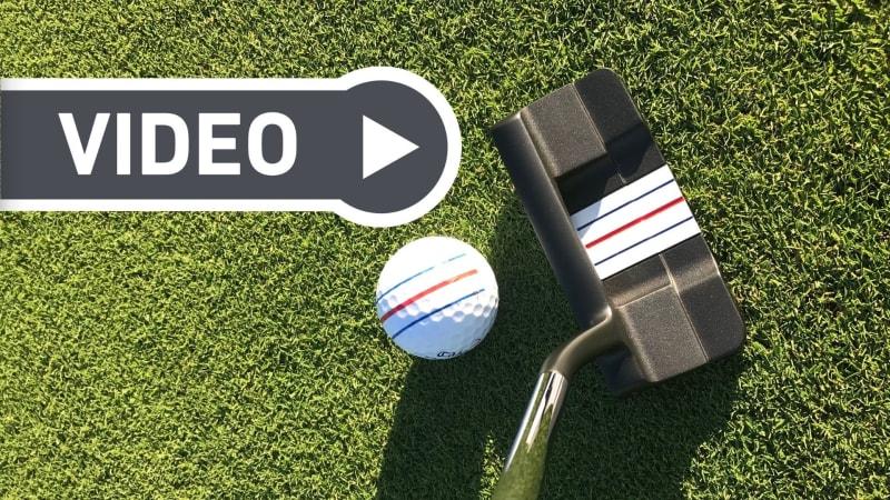 Die neusten Odyssey Putter bei uns im Video. (Foto: Golf Post)