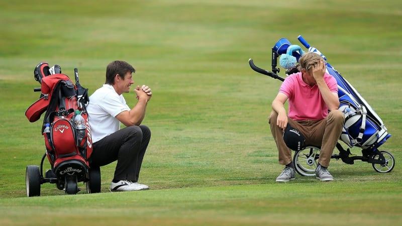 Die PGA Tour geht 2020 härter gegen Slow Play vor. (Foto: Getty)