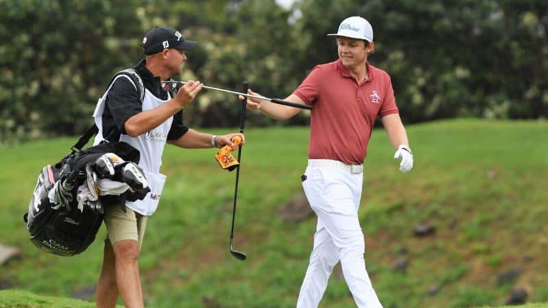 Cameron Smith spielt sich Titleist zum Sieg auf Hawaii. (Foto: Getty)