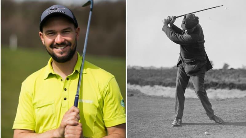 Wie hängt die Länge eines Golfschlages mit der aufgewendeten Kraft zusammen? Steffen Bents löst auf. (Foto: Getty / bentsgolf.com)