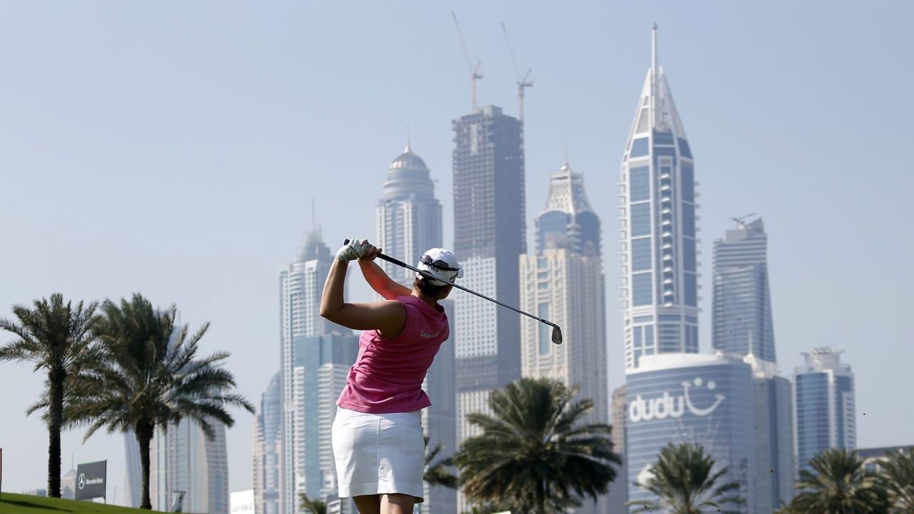 GolfPost - Caro Masson Dubai