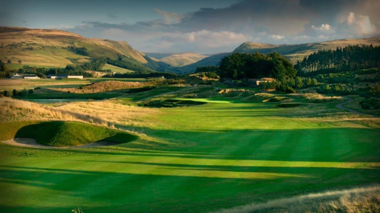 Der Austragungsort des Ryder Cup 2014 - Gleneagles in Schottland