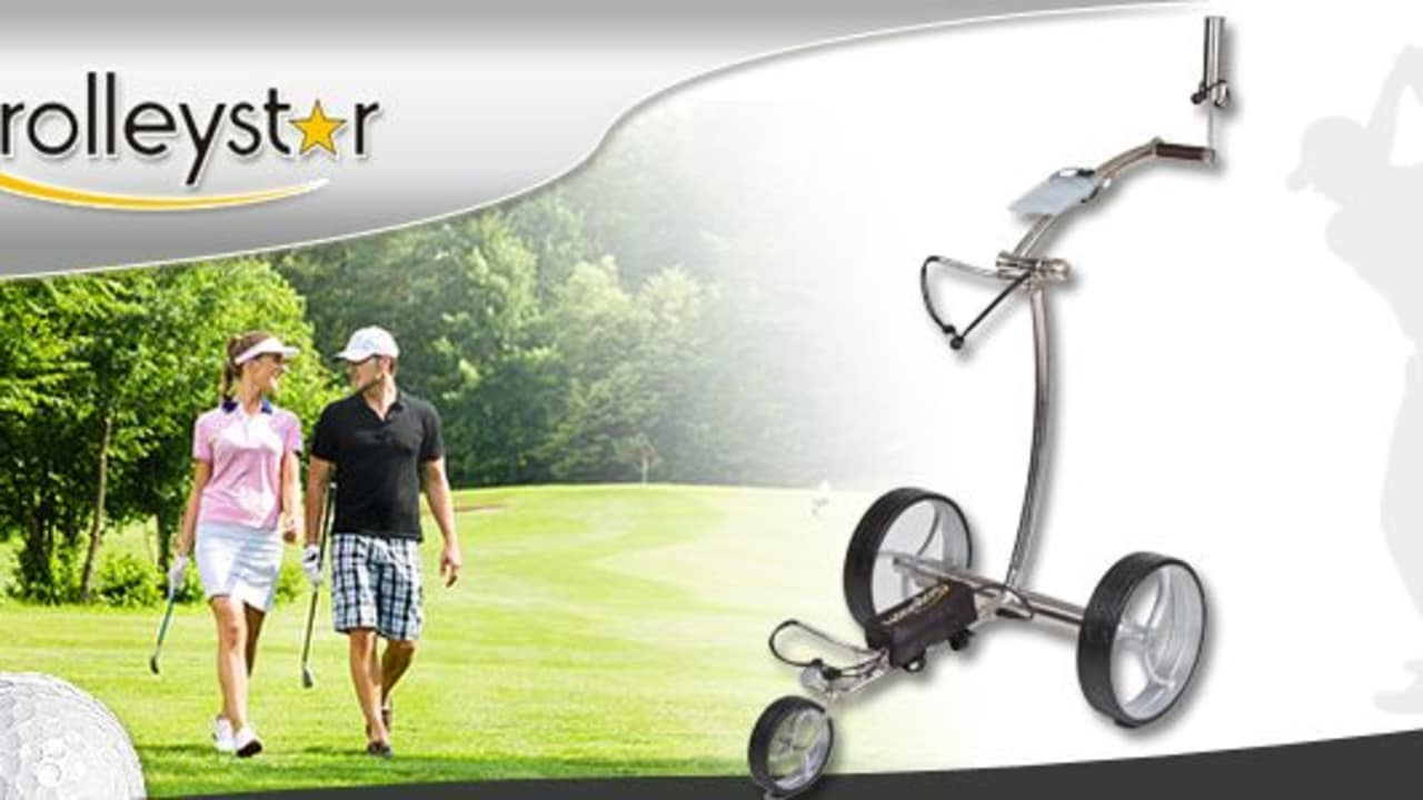Der Golf-Onlineshop Trolleystar