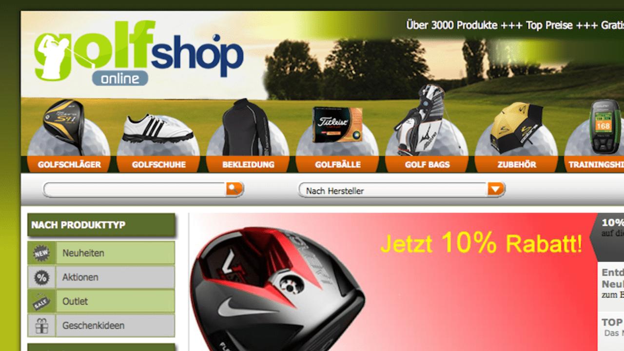 Golfshop-online.net