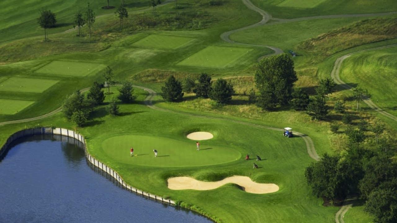 Der Golfclub St. Leon-Rot. (Foto: Getty)