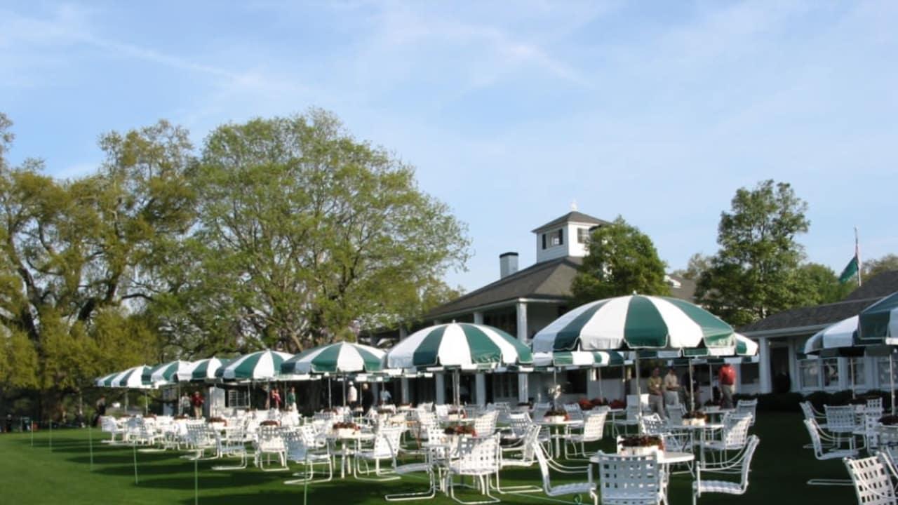 Clubhaus des Augusta National Golf Club