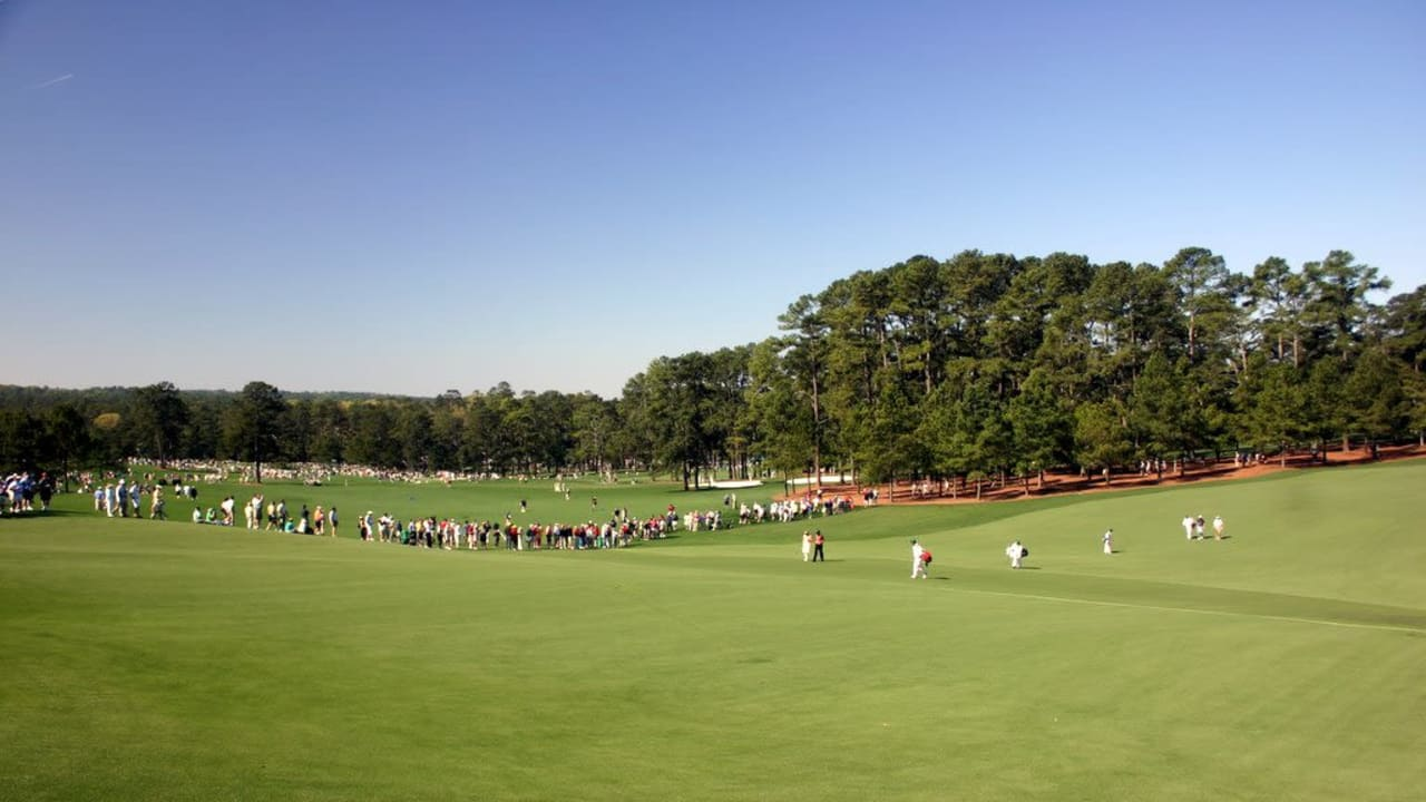 Der Augusta National Golf Club