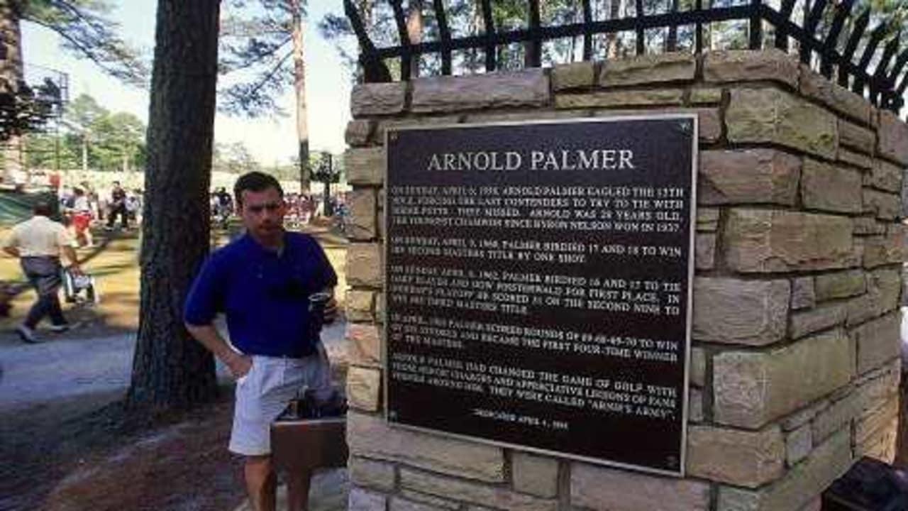 Arnold Palmer Denkmal