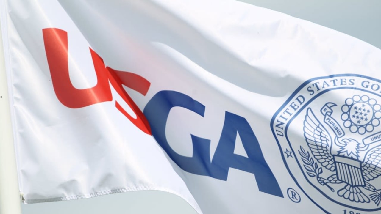USGA Flagge