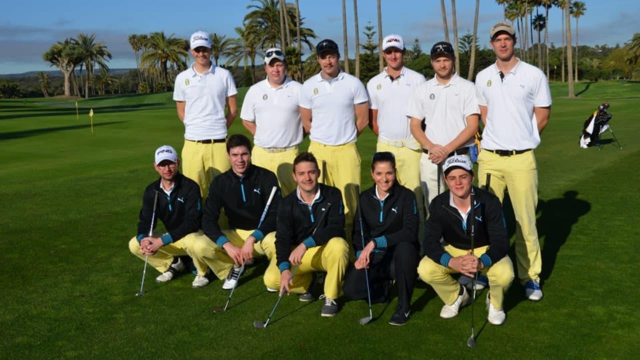 Die Herren vom Golfclub Feldafing