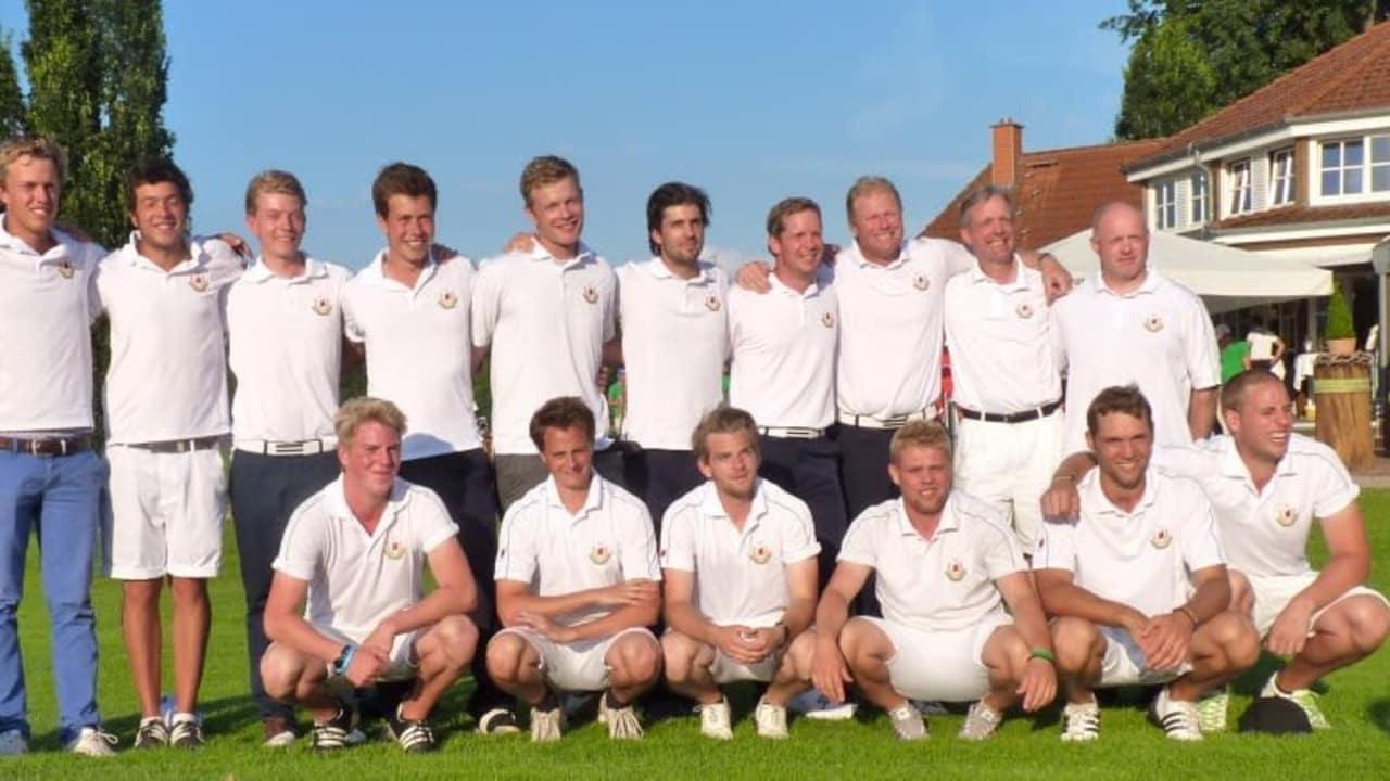 Der Herrenkader des Golfclub Altenhof