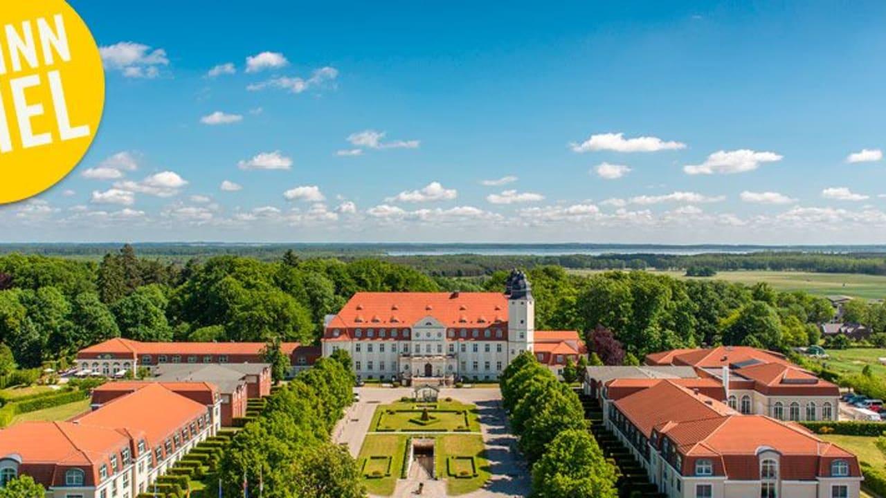 Gewinnspiel: Hotel- und Sportresort Fleesensee