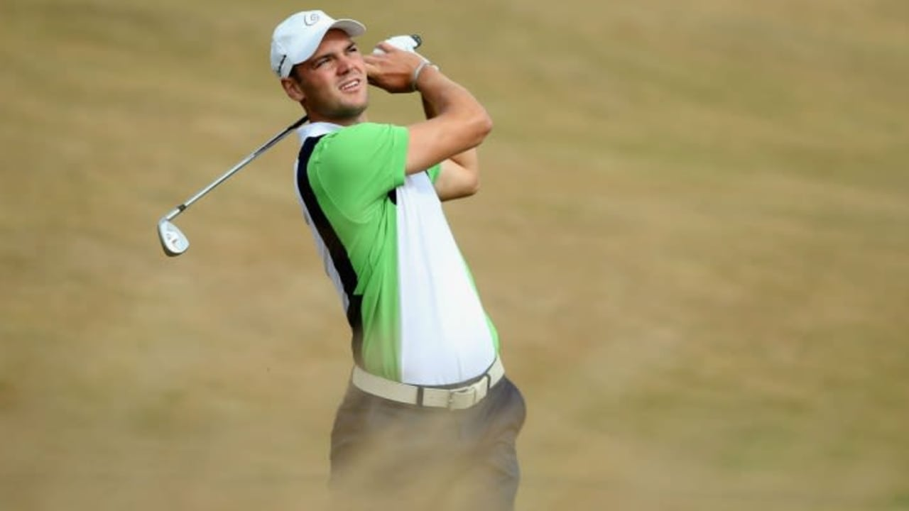 Martin Kaymer British Open