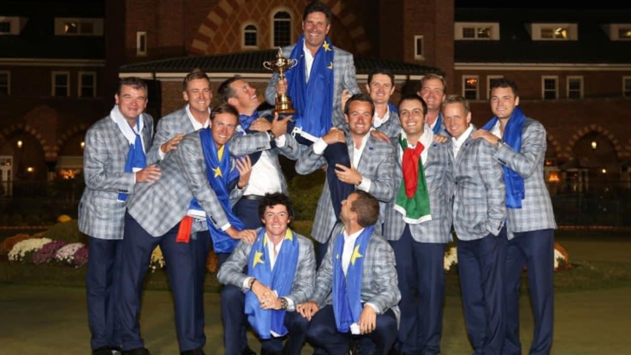 Ryder Cup Team Europa 2012