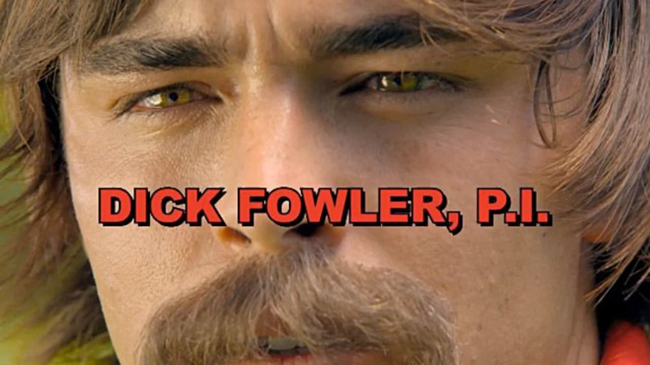 Dick Fowler P.I. als Magnum