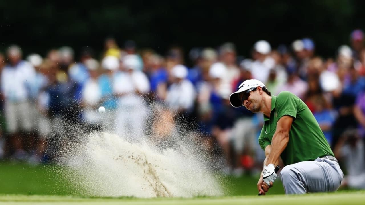 Adam Scott, Deutsche Bank Championship 2013. (Foto: Getty)