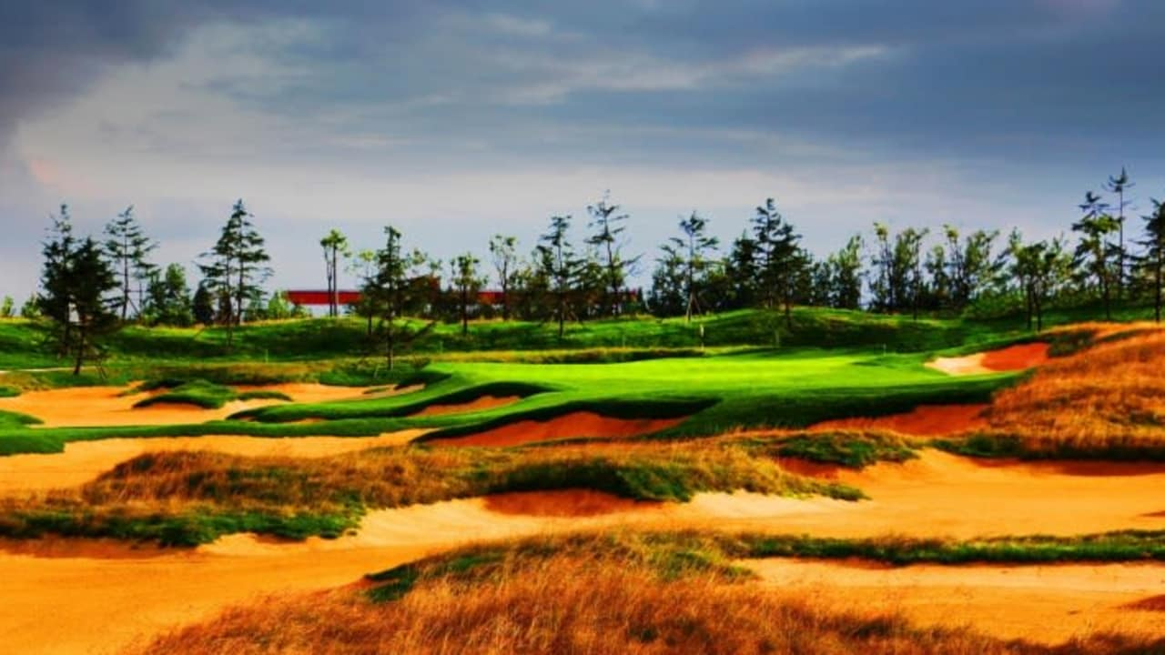 Der Lake Malaren Golf Club