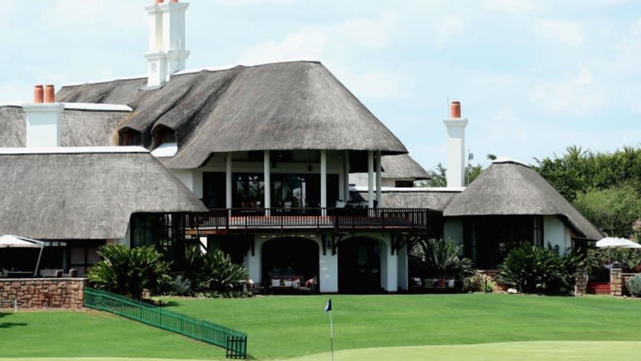 Der Leopard Creek Country Club ist Austragungsort der Alfred Dunhill Championship