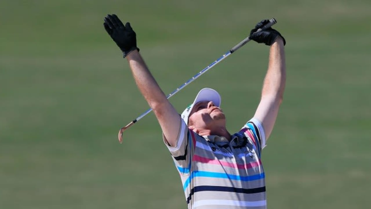 Tommy Gainey geht bei der The McGladrey Classic 2013 erneut an den Start.