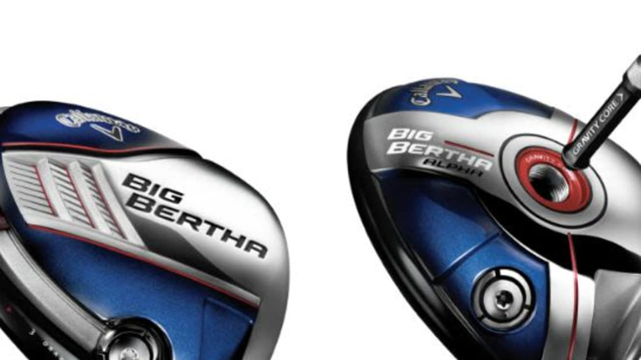 Big Bertha und Big Bertha Alpha