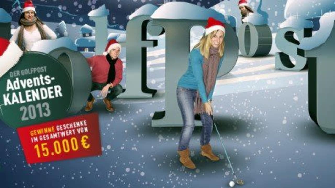 Der Golf Post Adventskalender. Alle Gewinner im Überblick (Foto: Golf Post)