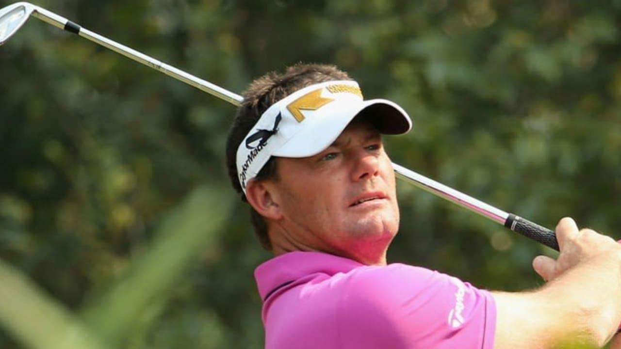 Alex Cejka beendete die erste Runde der Thailand Golf Championship als Führender