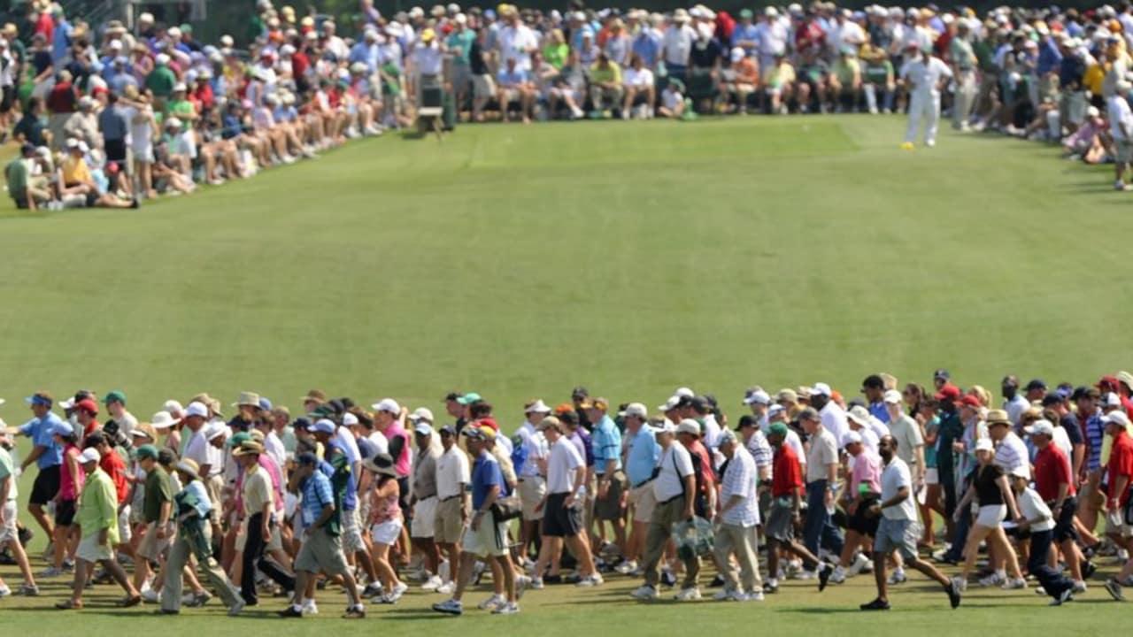 Golf Mitgliederzahlen