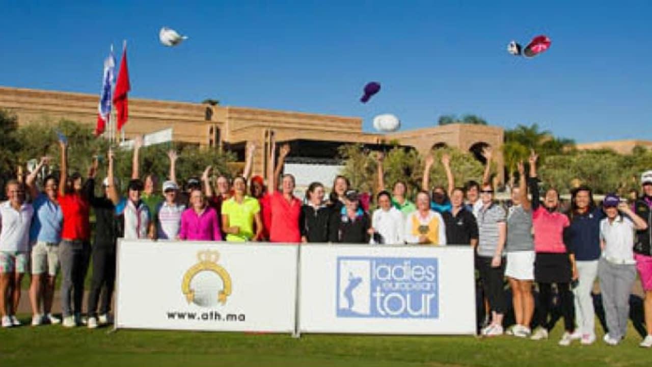 Gleich drei deutsche Golferinnen sicherten sich über die Q-School die Teilnahme an der neuen Saison der Ladies European Tour