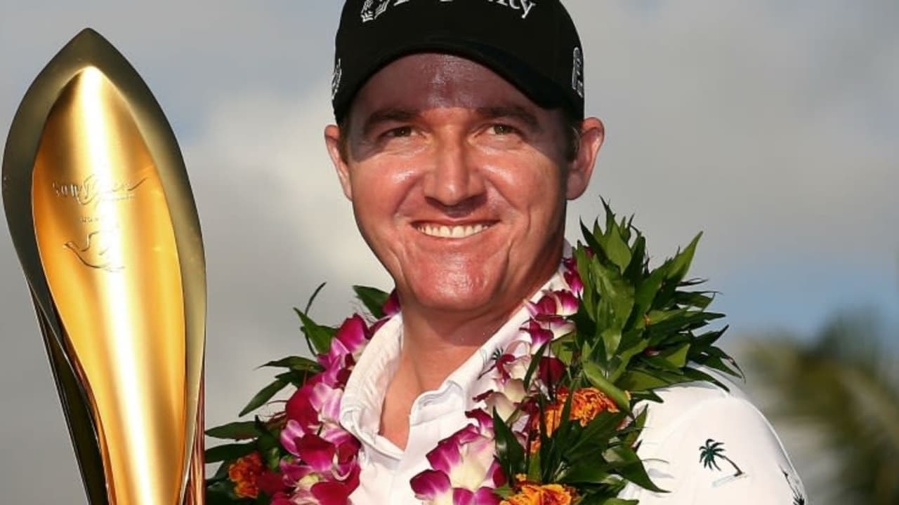 Jimmy Walker sicherte sich mit der besten Runde des Finaltages den Sieg bei der Sony Open auf Hawaii