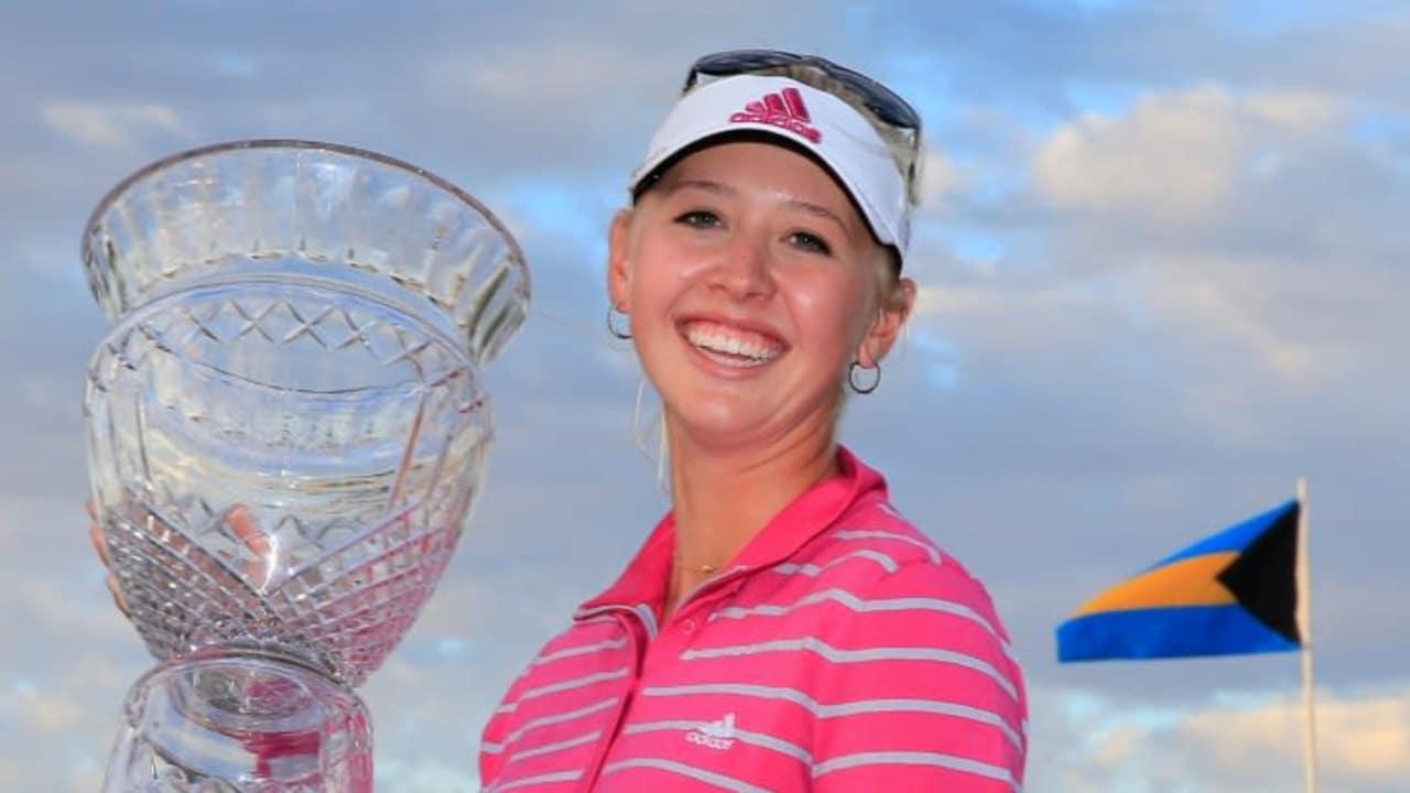 Jessica Korda sichert sich den Titel bei der Pure Silk Bahamas LPGA Classic und feiert einen perfekten Saisonauftakt
