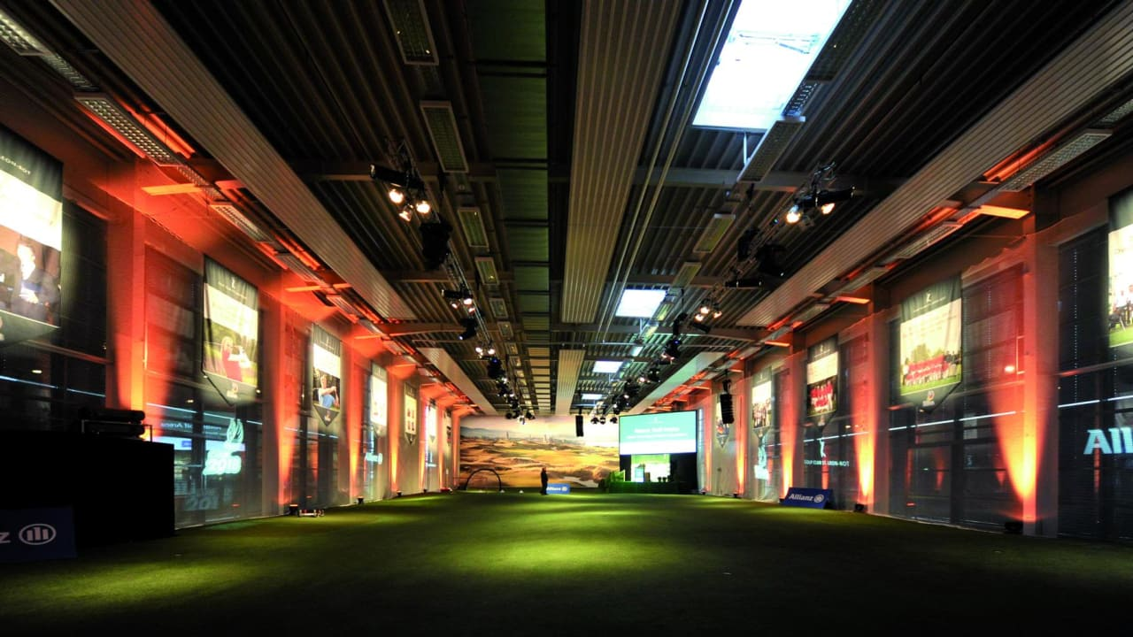 Allianz Golf Arena - das Indoor Short Game Center of Excellence