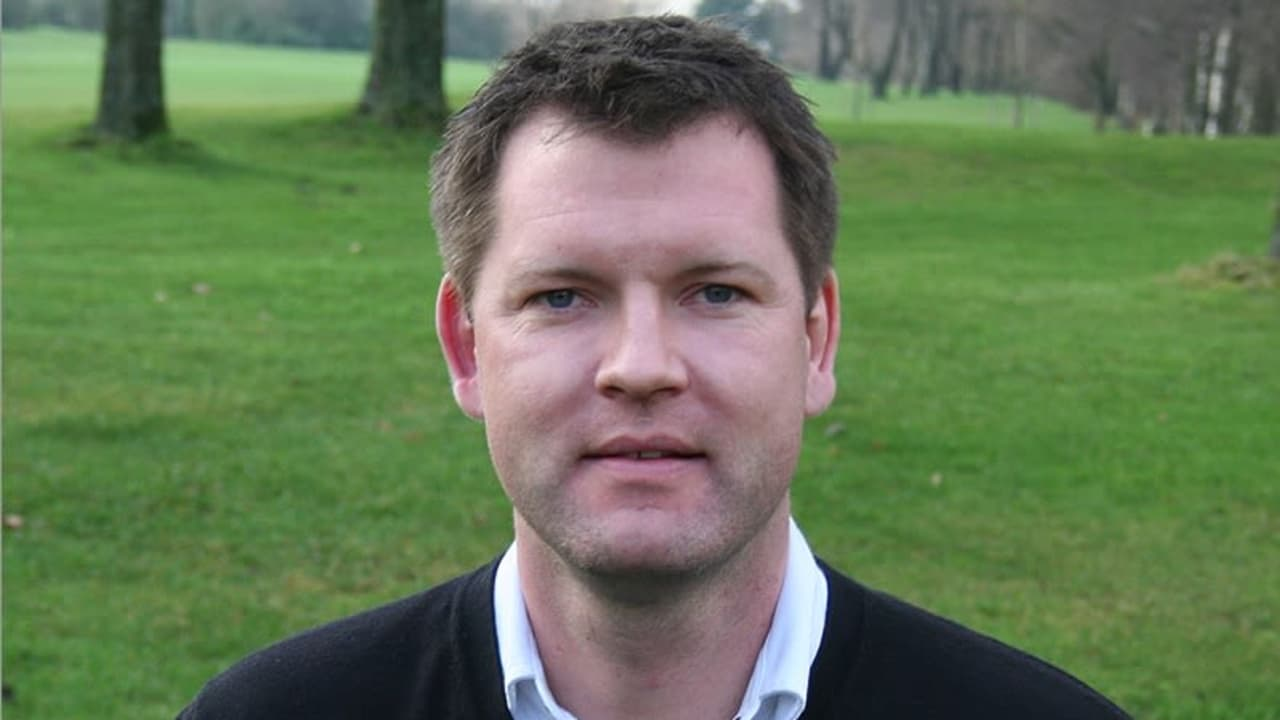 Tim Müller ist aktuell Golfprofessional im GC Essen-Heidhausen e.V. (Foto: Tim Müller)