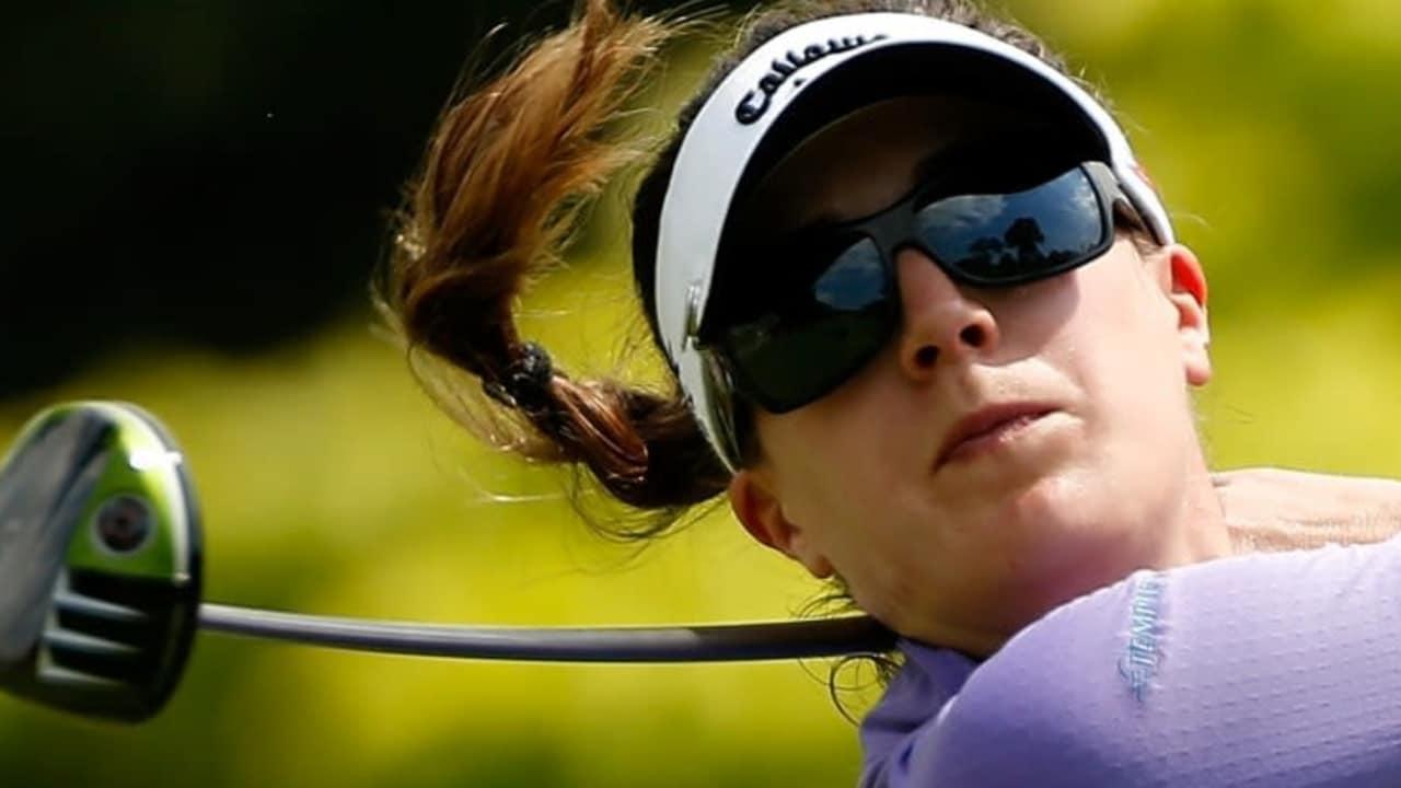 Konnte sich als Einzige auf ihrem Platz in den Rolex Rankings halten: Sandra Gal. (Foto: Getty Images)