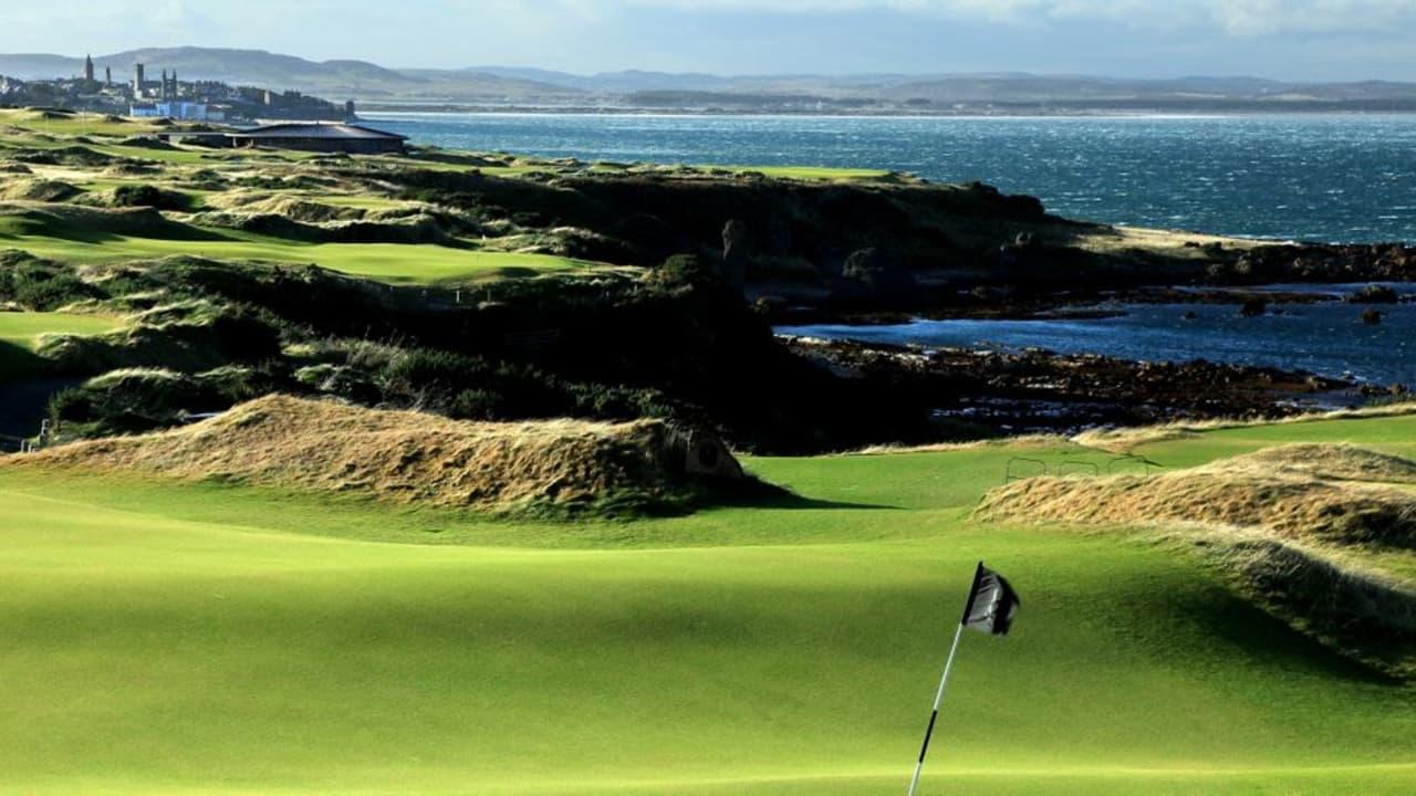 Der Castle Course von St. Andrews