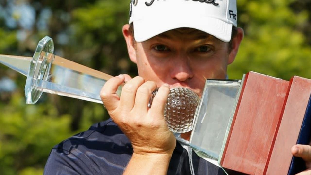 George Coetzee sicherte sich bei der Joburg Open den Heimsieg und die Qualifikation für die Open Championship