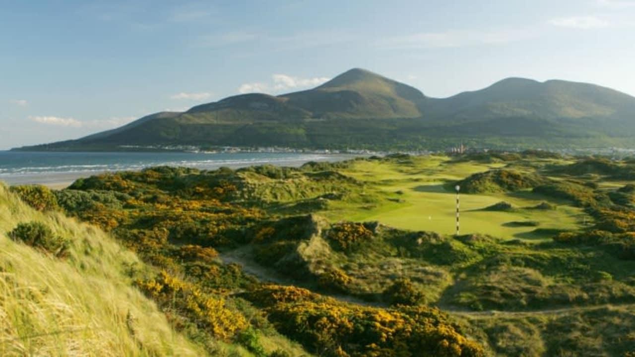 Irish Open 2015, Royal County Down Golf Club