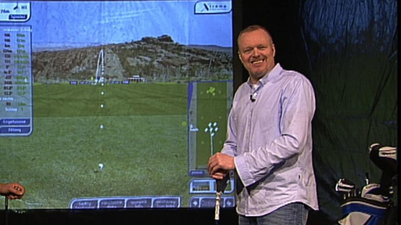 Dominic Foos bei TV Total am 12.2.2014