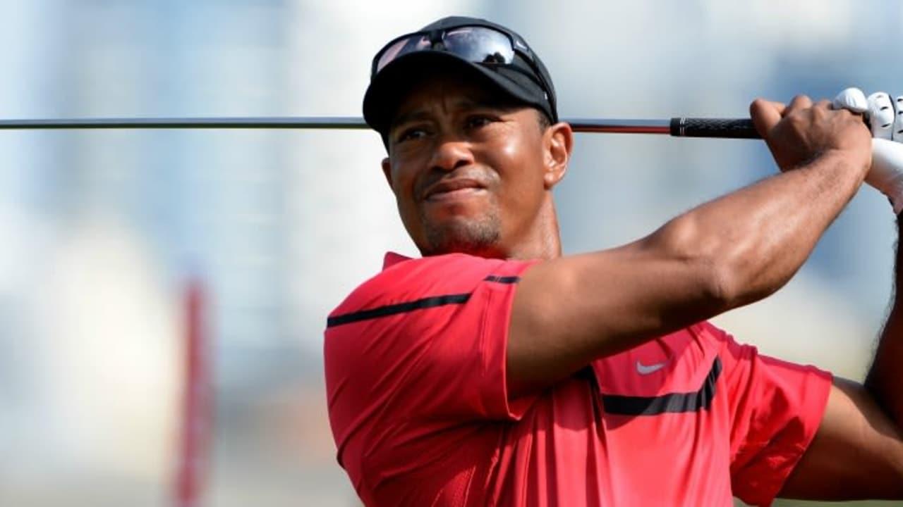 Schaffte bei der Omega Dubai Desert Classic mit drei Birdies in Serie einen versöhnlichen Abschluss: Tiger Woods (Foto: Getty).