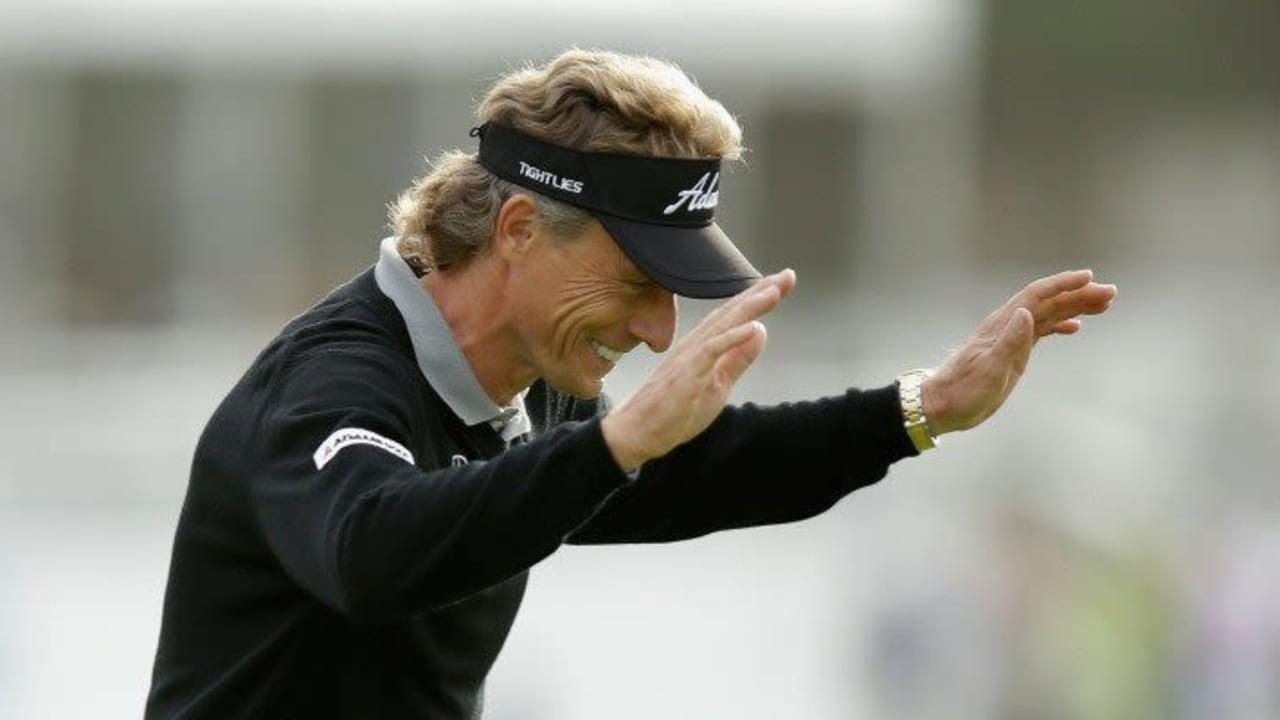 Bernhard Langer steuert auf den Charles Schwab Cup zu. (Foto: Getty)